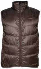 Bergans Valdres Down Light Vest Farbe / color: cafe/light cafe (zoom)