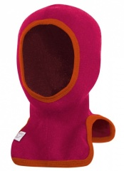 Woolpower Kids Balaclava Farbe / color: rot/orange (zoom)