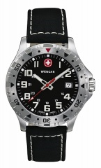 Wenger Swiss Military Uhr Field Offroad Farbe / color: black (zoom)