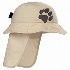 Jack Wolfskin Kids Protection Hat Farbe / color: ivory 4660 (Zoom)