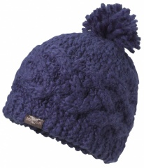 Marmot Womens Chunky Pom Hat Farbe / color: deep blue 2134 (zoom)