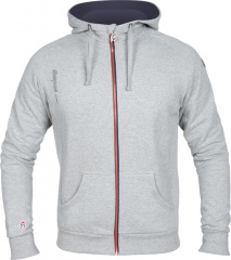 Bergans Mountain Jacket Farbe / color: grey melange/navy (Zoom)