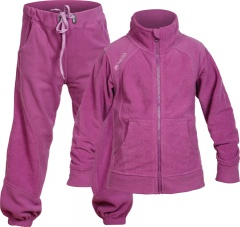 Bergans Rudolf Kids Set Farbe / color: light purple (zoom)