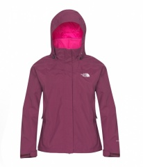 The North Face Womens Upland Jacket Farbe / color: squid red 67B (zoom)
