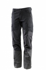 Lundhags Ahke Womens Pants Farbe / color: black 900 (zoom)