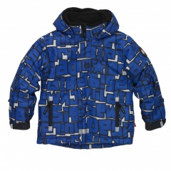 LEGO wear Joel 611 Jacket Farbe / color: strong blue 560 (zoom)