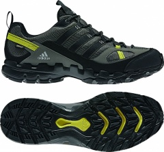 Adidas AX 1 GTX Farbe / color: dark cinder/black/seaweed (zoom)