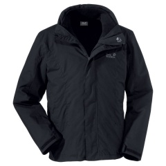 Jack Wolfskin Central Park Men Farbe / color: black 6000 (Zoom)
