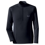 Jack Wolfskin Thermic Zip Shirt Men