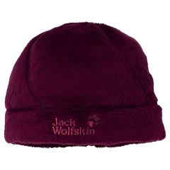 Jack Wolfskin Girls Soft Asylum Cap Farbe / color: dark berry 2009 (zoom)