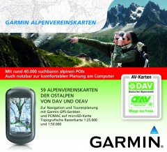 Topo Garmin Summit Clup Alpen Charts Farbe / color: - (zoom)