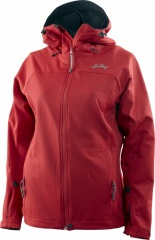 Lundhags Susa Womens Jacket Farbe / color: red 330 (zoom)