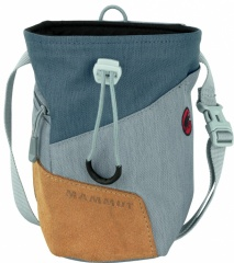 Mammut Rough Rider Chalk Bag Farbe / color: iron-smoke (zoom)