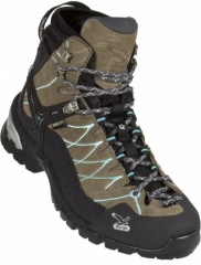 Salewa Alp Trainer Mid GTX Women Farbe / color: laguna/bright sea 7282 (Zoom)