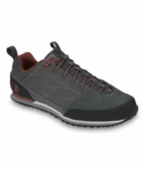 The North Face Scend Leather Farbe / color: graphite grey/rhumba orange VP5 (Zoom)