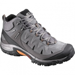 Salomon Exit Peak Mid 2 GTX Farbe / color: detroit/autobahn/ginger (Zoom)