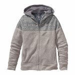 Patagonia Womens Better Sweater Icelandic Hoody