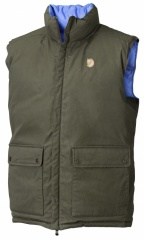 Fjällräven Down Vest No.6 Farbe / color: tarmac/un blue 246 (zoom)