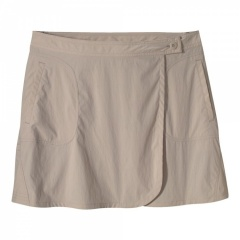 Patagonia Womens Solimar Skirt Farbe / color: pumice 815 (zoom)