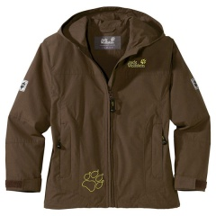 Jack Wolfskin Kids Silk Road Farbe / color: soil brown 5019 (zoom)