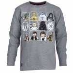 LEGO wear Thor 155 T-Shirt Long Sleeve, Star Wars Heroes