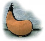 Relags Bota bottle, original, leather cover