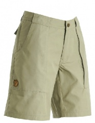 Fjällräven Nevertind Shorts Women Farbe / color: light khaki 236 (zoom)