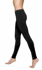 Icebreaker Bodyfit 200 Leggings Women Farbe / color: black 001 (zoom)