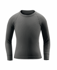 VAUDE Kids Thermo Shirt LS Farbe / color: anthracite 069 (zoom)