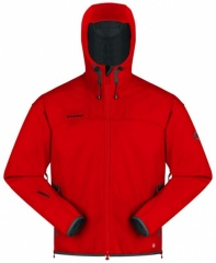 Mammut Ultimate Hoody Farbe / color: fire 3022 (zoom)