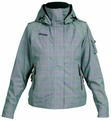 Bergans Folgefonna Lady Jacket Farbe / color: chocolate/offwhite/blue (zoom)