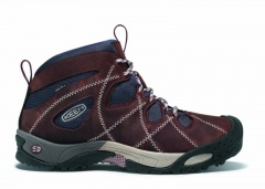 Keen Genoa Peak Mid WP Women Farbe / color: madder brown/ blue indigo MBBI (Zoom)