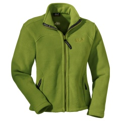 Jack Wolfskin Vertigo Jacket Women Farbe / color: green tea 4410 (zoom)