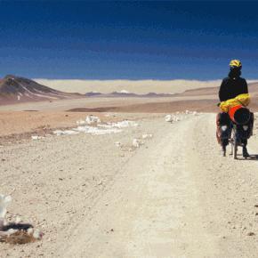Südamerika - ein Zelt, zwei Jahre und das Abenteuer des Lebens -Vortrag mit Andrè Schumacher