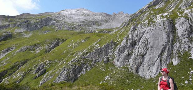 Lechquellenrunde - Hüttentour mit 3 bis 5 Übernachtungen