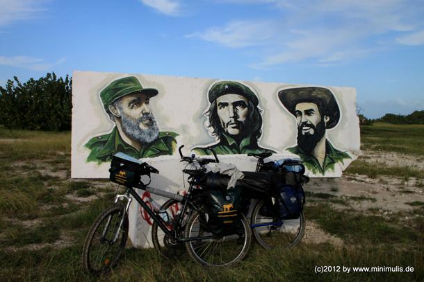 Kuba Radrundreise