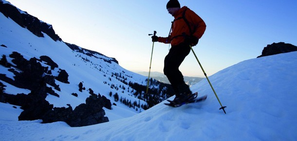 Produkttest Atlas Snow-Shoe Pinnacle