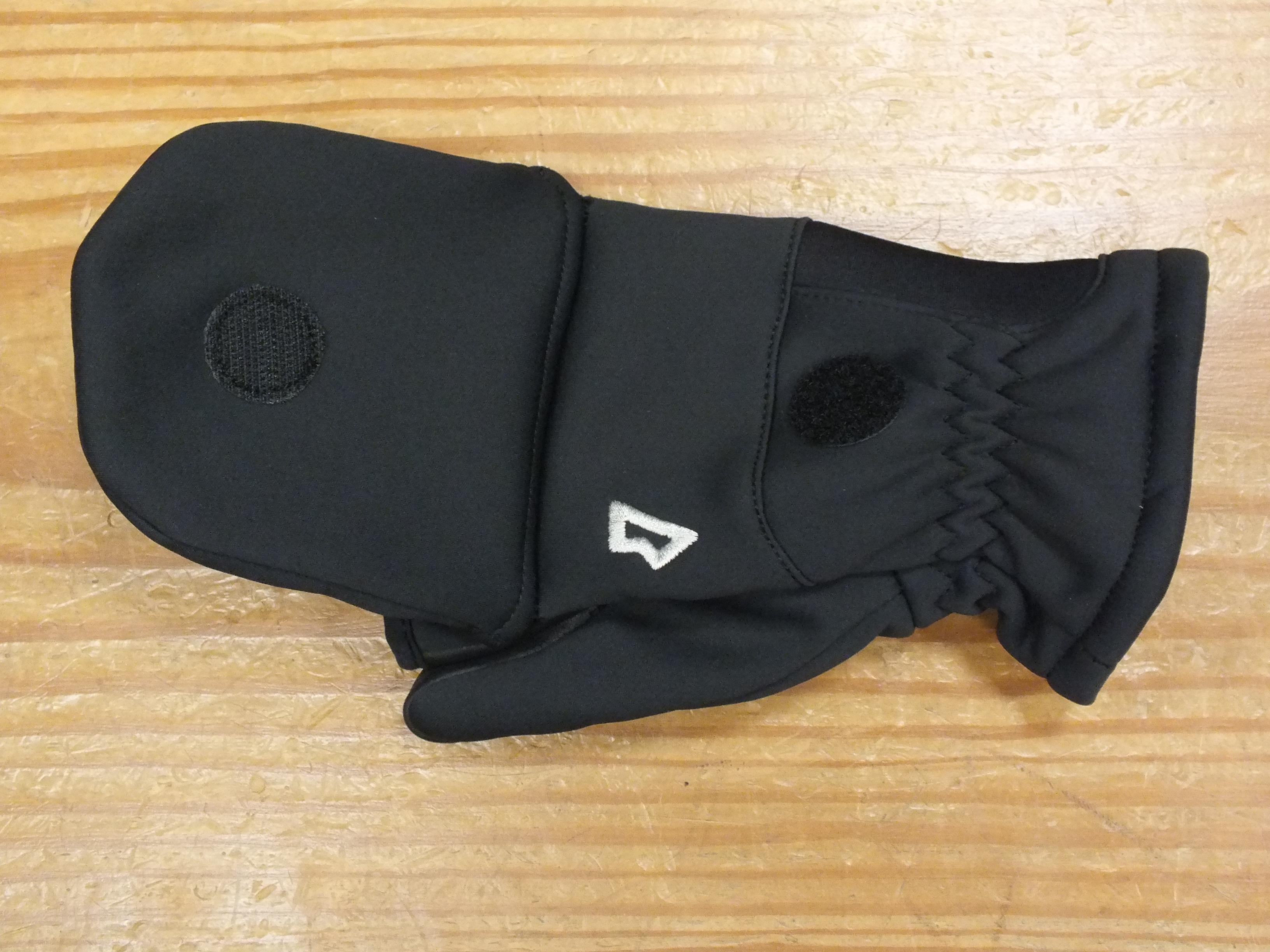 Kombi Handschuhe bei Unterwegs in Wilhelmshaven