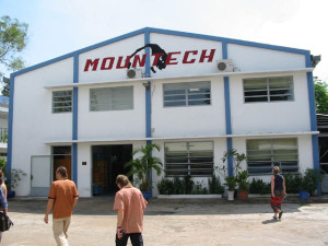 Das Mountech Werk in Saigon