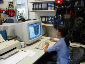 Produktionsvorbereitung bei Mountech