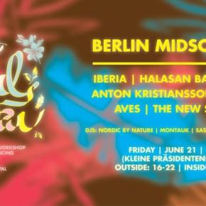 Midsommarfestival 2013 in Berlin