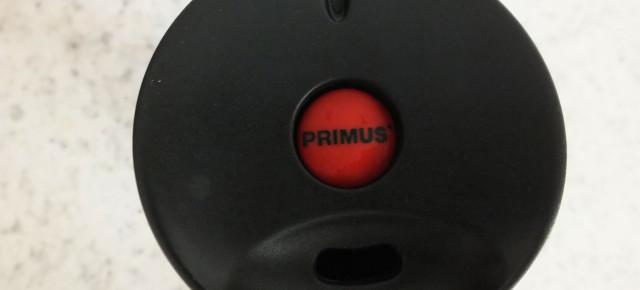 Primus Thermobecher - der neue beste Freund meines Mannes
