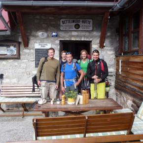 Spannende 5-Tages-Hüttentour im schönen Karwendel