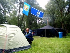 Daniel mit dem Lodge 3