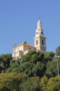 Santuarío de Nuestra Señora de la Cabeza, Motril