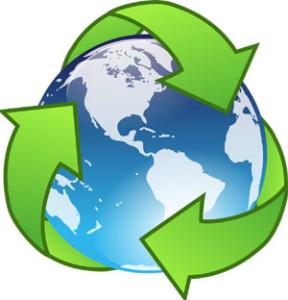 recyceln - Rohstoffe wieder verwerten