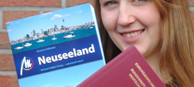 Unterwegs in Neuseeland