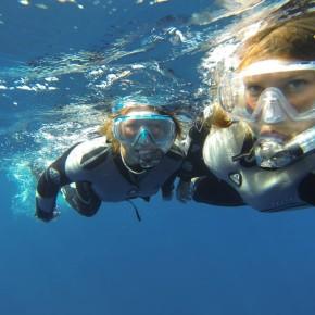 Saskia_Maria_Snorkeladventure_unterwegs