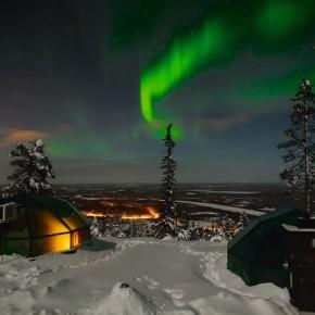 NORR Hoteltipp Levin Iglut in Finnland