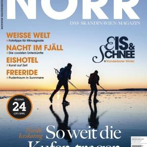 Titel der NORR Winterausgabe 2013